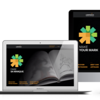 L'imprimerie l'Empreinte lance son nouveau site web
