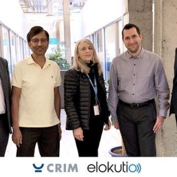 Une technologie du CRIM maintenant commercialisée par Technoleads