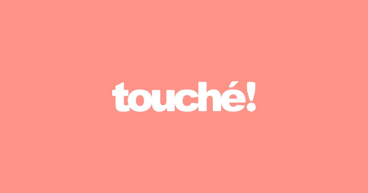 touché!