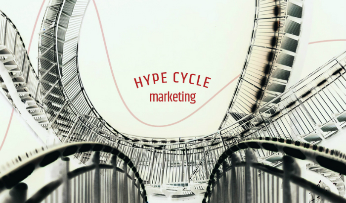 Hype Cycle marketing