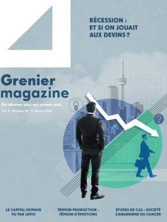 Grenier Magazine