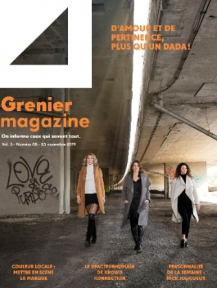 Vol.5, numéro 08 | Grenier Magazine