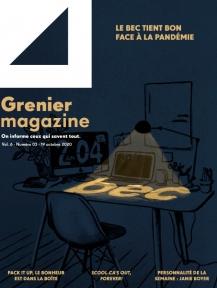 Vol.5, numéro 35 | Grenier Magazine