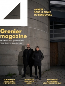 Vol.5, numéro 36 | Grenier Magazine