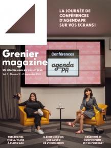Vol.5, numéro 31 | Grenier Magazine