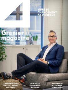 Vol. 4, numéro 41  | Grenier Magazine