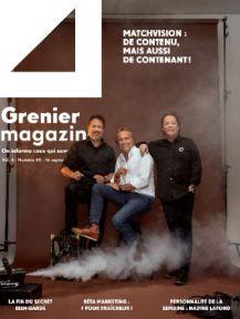 Vol. 4, numéro 40 | Grenier Magazine