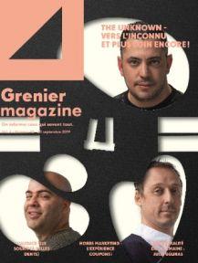 Vol. 4, numéro 42 | Grenier Magazine