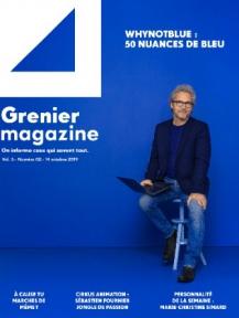 Vol.5, numéro 02 | Grenier Magazine
