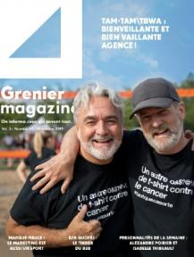 Vol.5, numéro 03 | Grenier Magazine