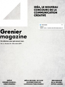 Vol.5, numéro 04 | Grenier Magazine