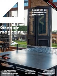 Vol.5, numéro 05 | Grenier Magazine