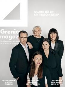 Vol. 5, numéro 06 | Grenier Magazine