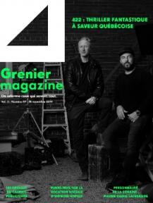 Vol.5, numéro 07 | Grenier Magazine