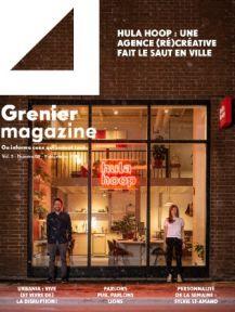 Vol.5, numéro 09 | Grenier Magazine