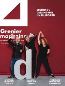 Vol.5, numéro 10 | Grenier Magazine