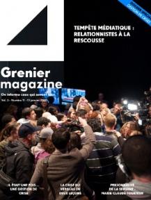vol.5, numéro 11 | Grenier Magazine