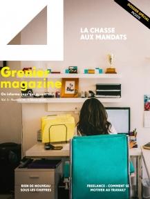 Vol.5, numéro 14 | Grenier Magazine