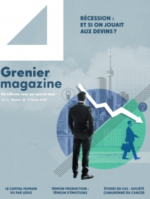 Vol.5, numéro 16 | Grenier Magazine