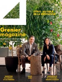 Vol.5, numéro 17 | Grenier Magazine