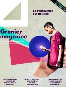Vol.5, numéro 18 | Grenier Magazine