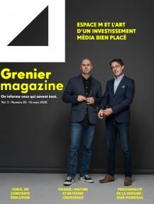 Vol. 5, numéro 20 | Grenier Magazine