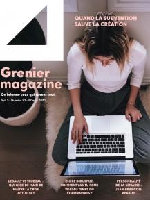 Vol.5, numéro 23 | Grenier Magazine