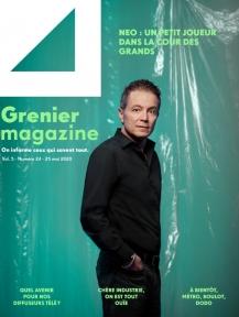 Vol.5, numéro 24 | Grenier Magazine