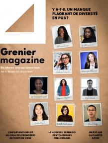 Vol.5, numéro 25 | Grenier Magazine