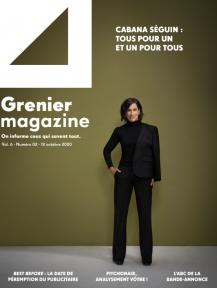 Vol.5, numéro 34 | Grenier Magazine