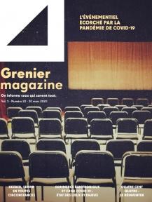 Volume 5, numéro 22 | Grenier Magazine