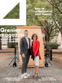 Vol. 5, numéro 27 | Grenier Magazine