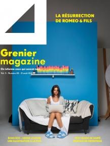 Vol. 5, numéro 28 | Grenier Magazine