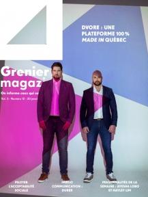 Vol.5, numéro 12 | Grenier Magazine
