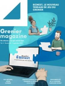 Vol. 5, numéro 29 | Grenier Magazine