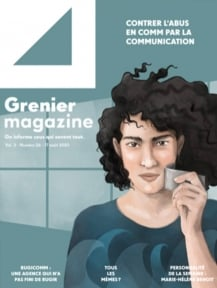 Vol. 5, numéro 26 | Grenier Magazine