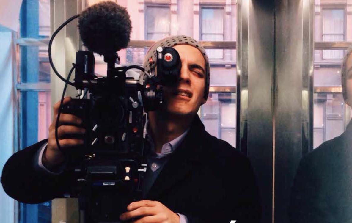 tournage publicitaire