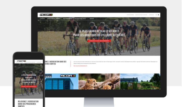 L'Association cycliste en développement des affaires
